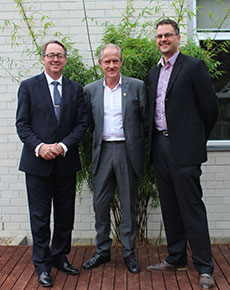 AUT Centre for eHealth signs formal relationship agreement with the Health Promotion Agency
