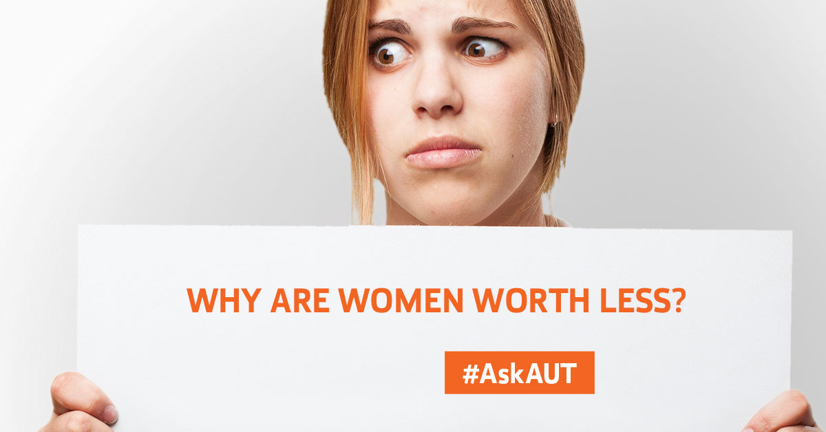 Why Are Women Worth Less?