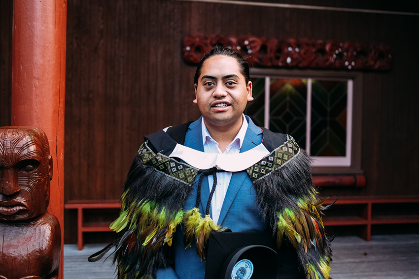 Journalism award for Māori media grad