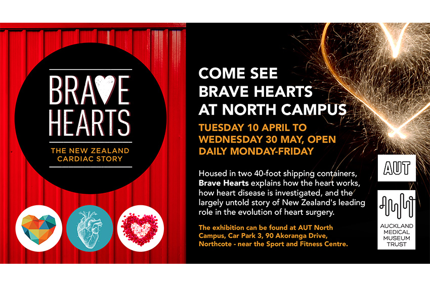 Brave Hearts comes to North Campus