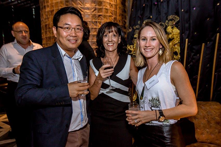 AUT Alumni meet in Singapore