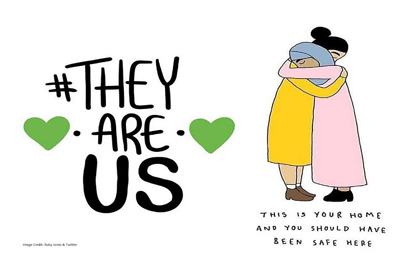 They Are Us image - illustration by Ruby Jones