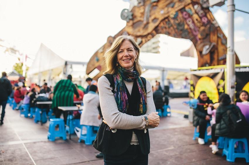Photo of Dr Karen Webster