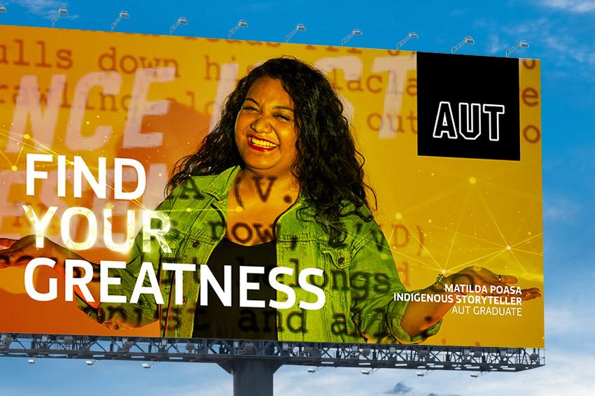 Matilda billboard