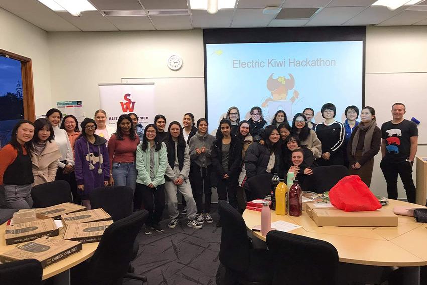 Electric Kiwi Hackathon 1