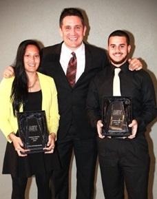 World champions win at AUT sport awards