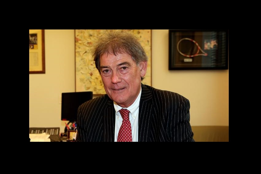 Adjunct Professor David Howman