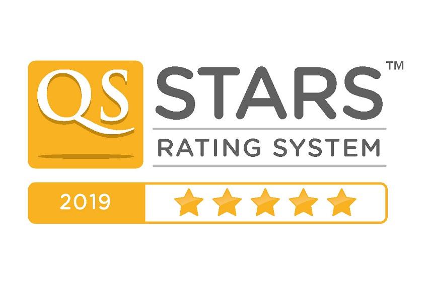 QS stars 2019