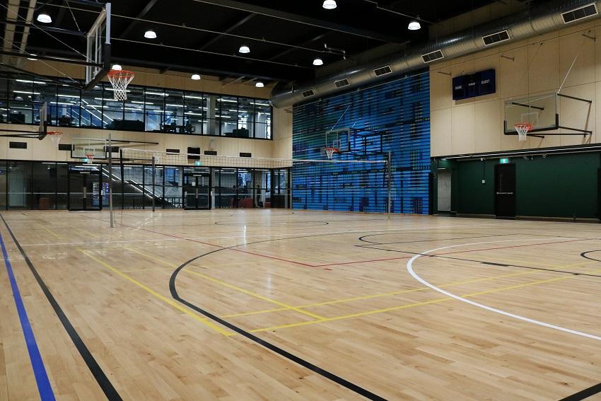 WQ basketball court