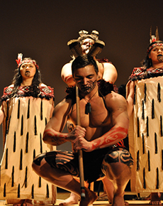 Māori language and culture celebrated in the USA
