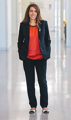 Professor Erica Hinckson