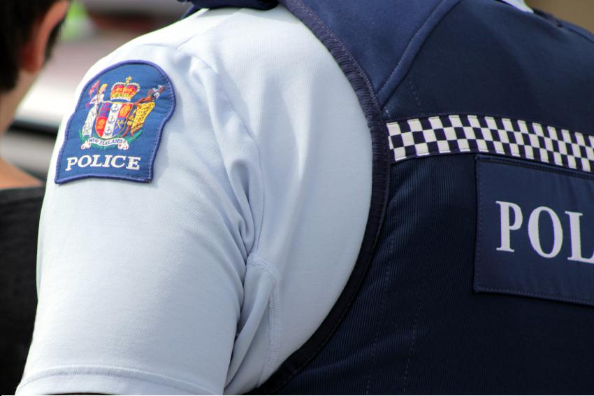 NZ Police_Covid