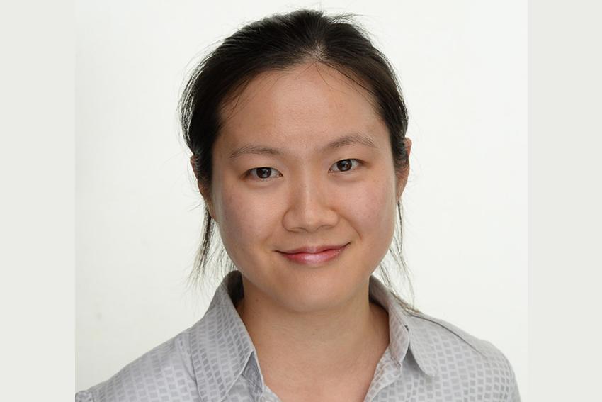 1. Lydia Cheung
