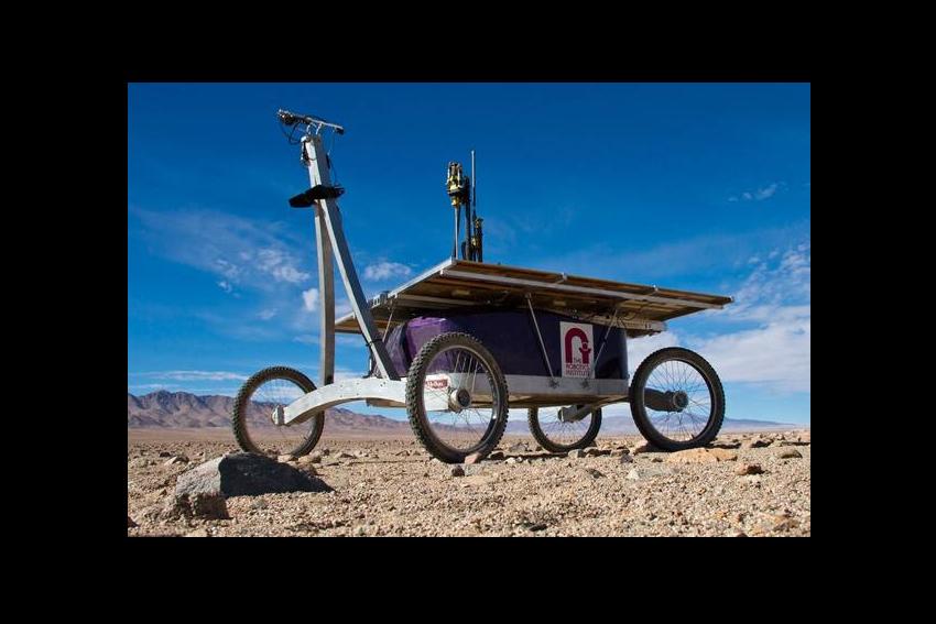 Prototype rover