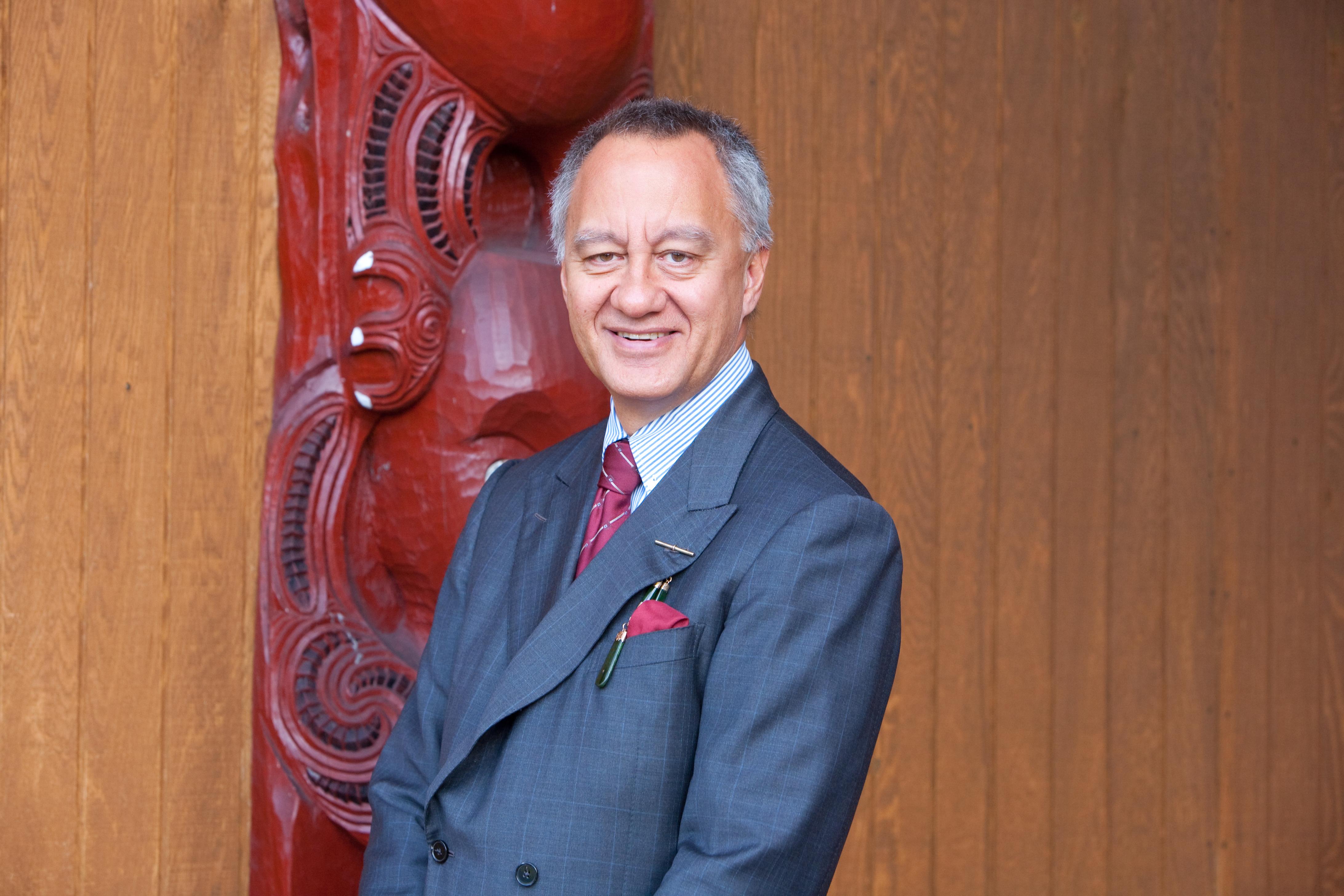 Professor Pare Keiha