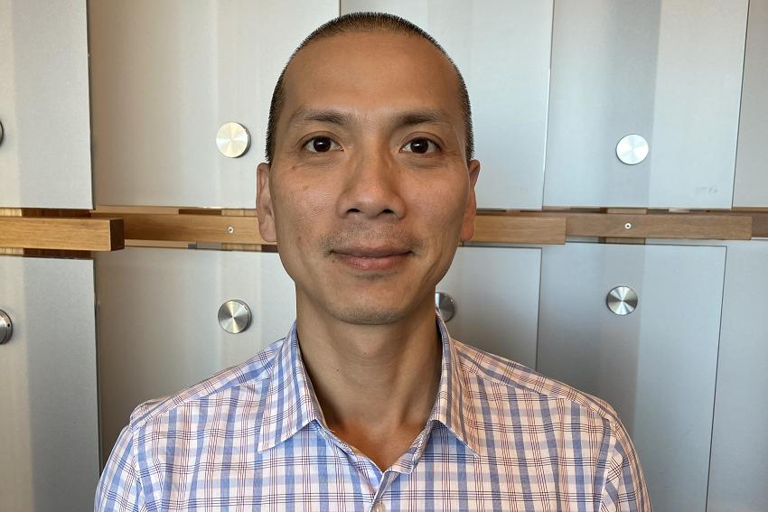 Professor Nick Nguyen