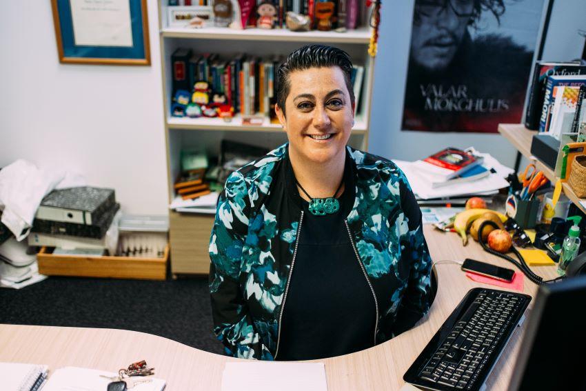 Associate Professor Khylee Quince