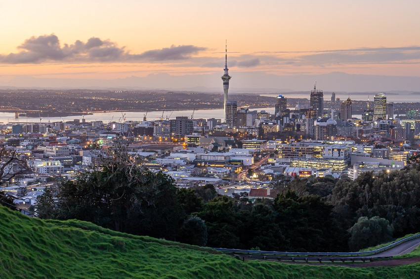 Auckland most liveable