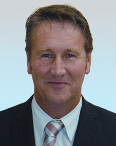 IPP Director, David Wilson
