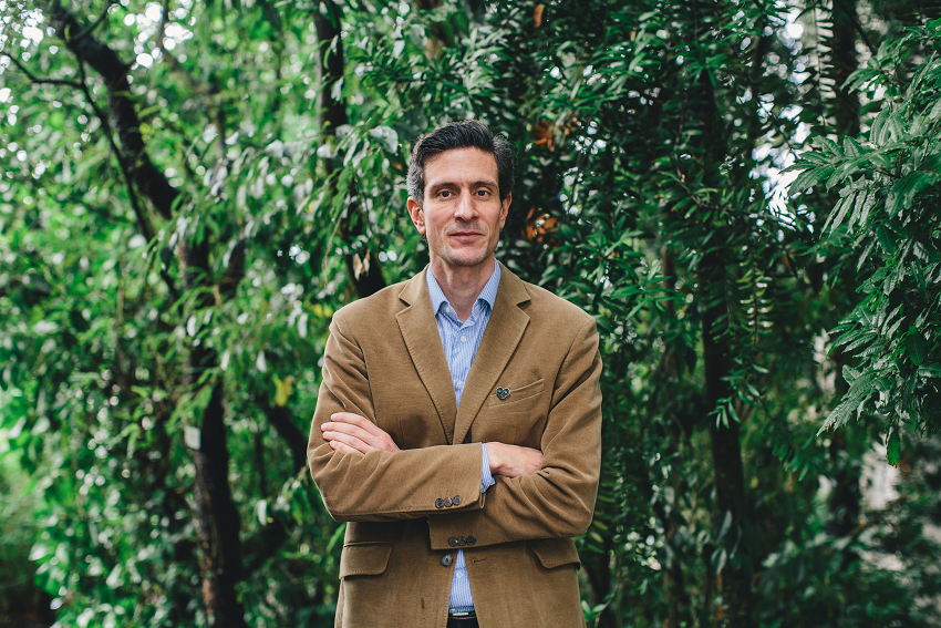 Professor Sebastian Leuzinger
