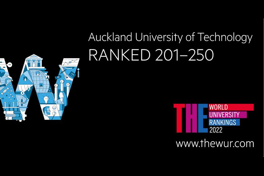THE rankings logo AUT