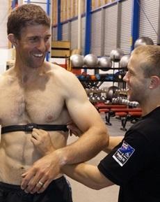 SPRINZ help Emirates Team NZ with fitness goals