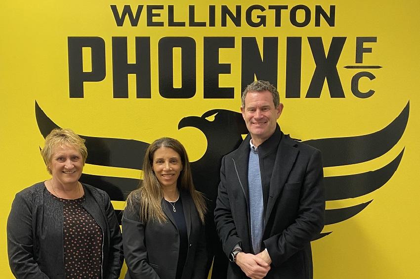 Updated the Wellington Phoenix