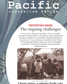Editors, journalists face challenge of 'price of freedom' in latest PJR