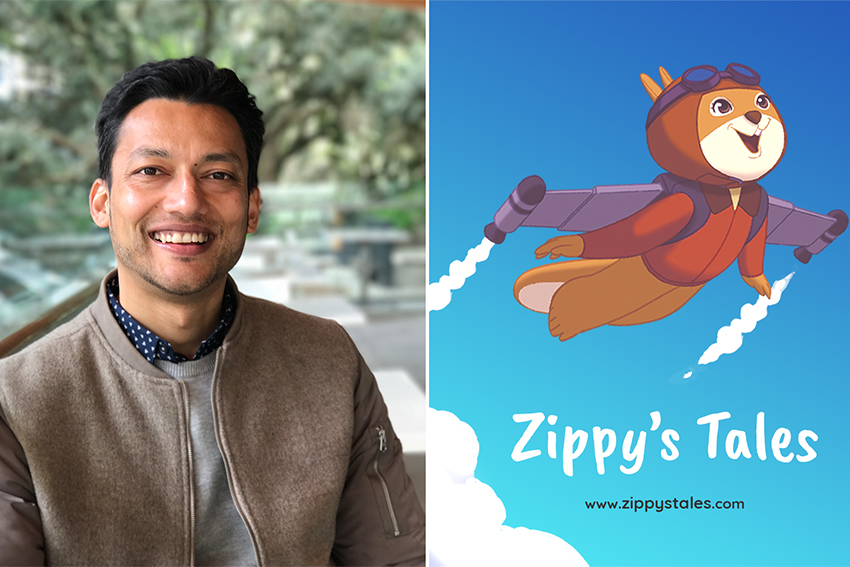 Zippy's Tales teaches kids about culture
