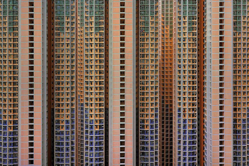 Architecture of density Civilisation