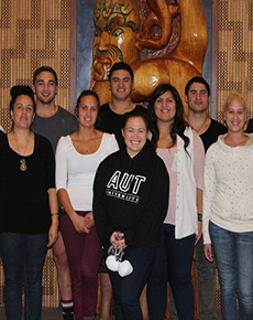 Māori share their culture and heritage with the USA