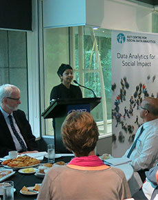 New research centre focused on data for decision-making