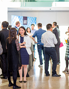 AUT stays connected with MBA Alumni event