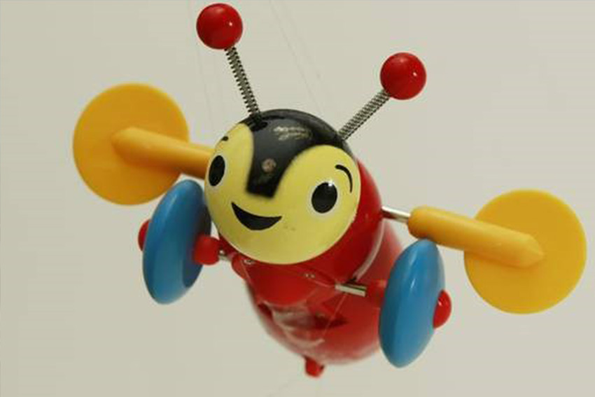Busy bee (Kiwiana toy)