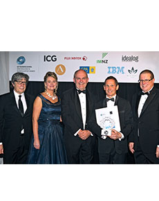 Cutting edge food science company scoops AUT Business School Excellence in Business Support Awards Supreme Award