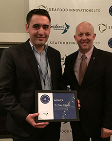 AUT alumni receives seafood industry honour