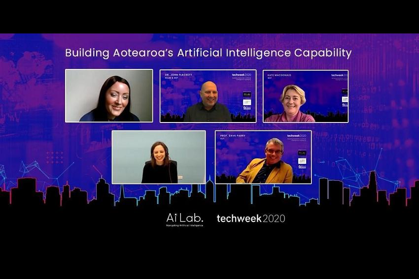 Techweek 2020 speaker