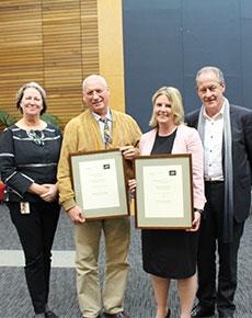 AUT academics receive Health Research Council honours