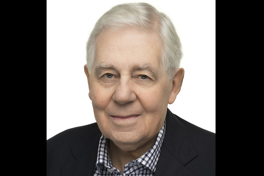 Emeritus Professor Ian Shirley