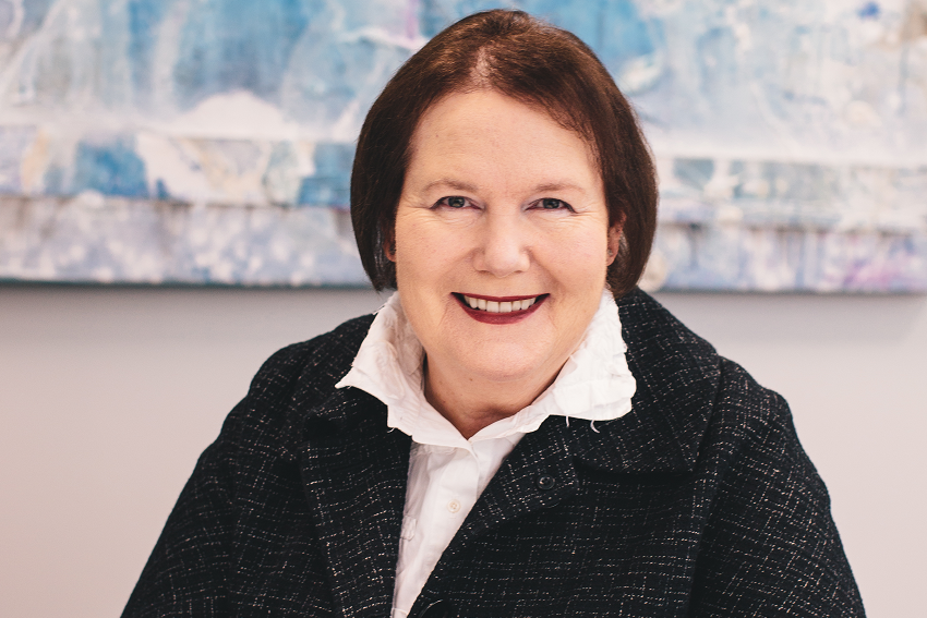 Professor Fiona Peterson
