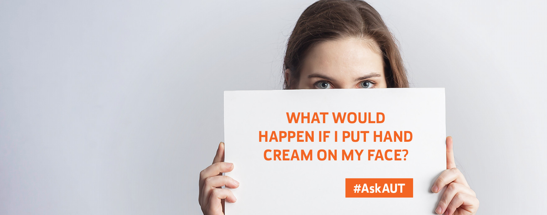 What would happen if I put Hand Cream on my Face?