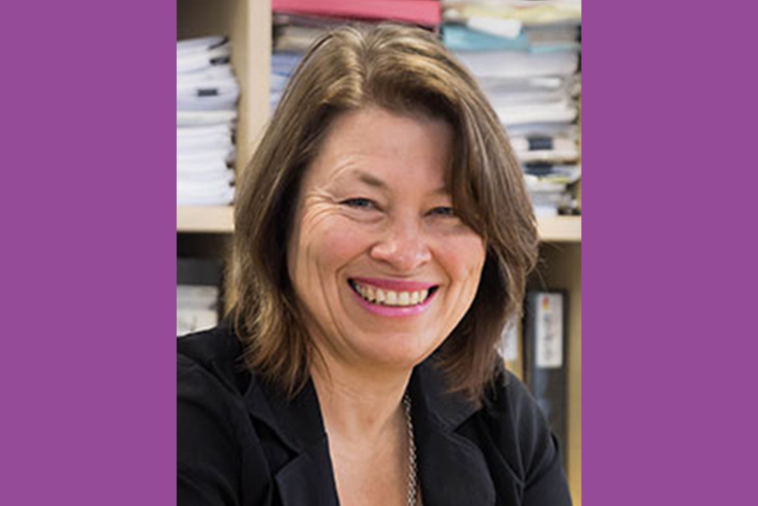 photo of professor sharon harvey