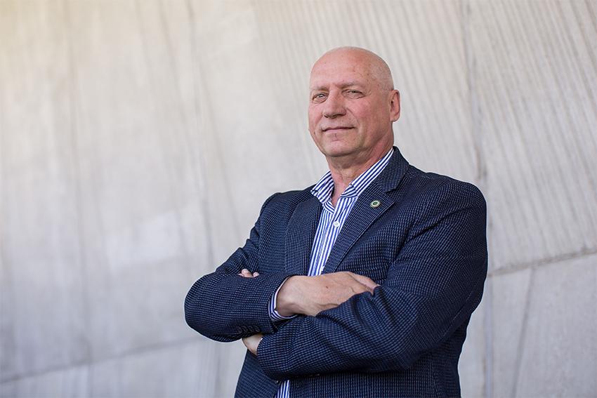 Professor Valery Feigin