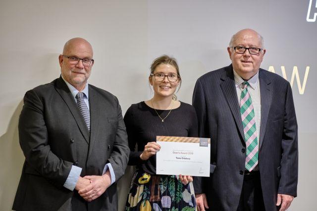 Law awards-Tessa D