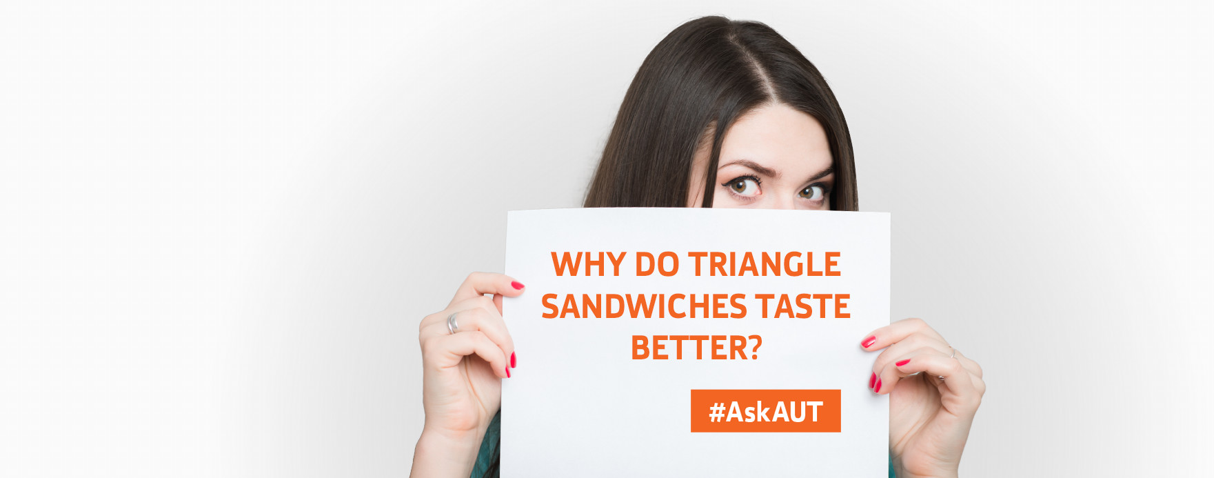 Triangle sandwiches?
