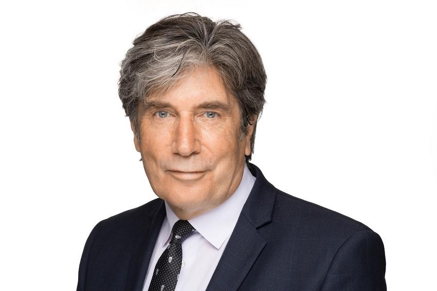 Vice Chancellor Derek McCormack