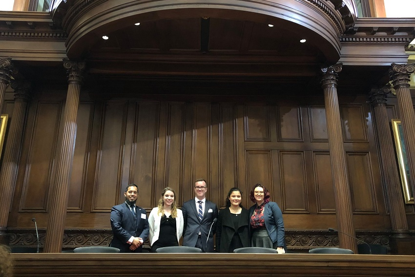 IHL moot competition